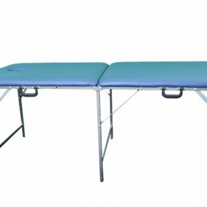 מיטת טיפולים בסיס ברזל | קפל קל